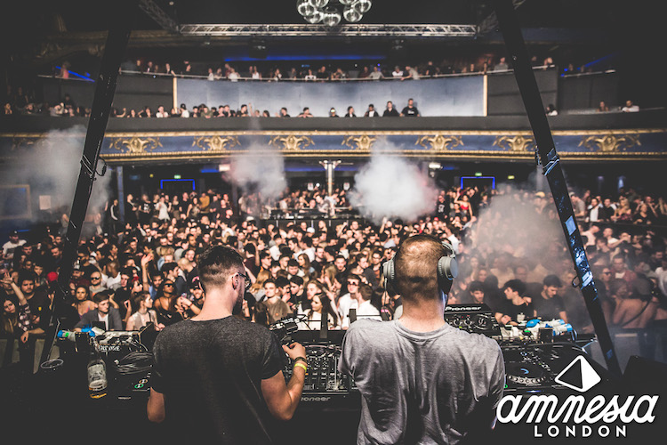 Amnesia Presents at Electric Brixton