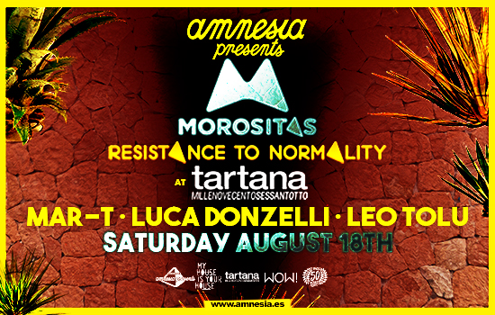 fiesta Amnesia Presents Tartana