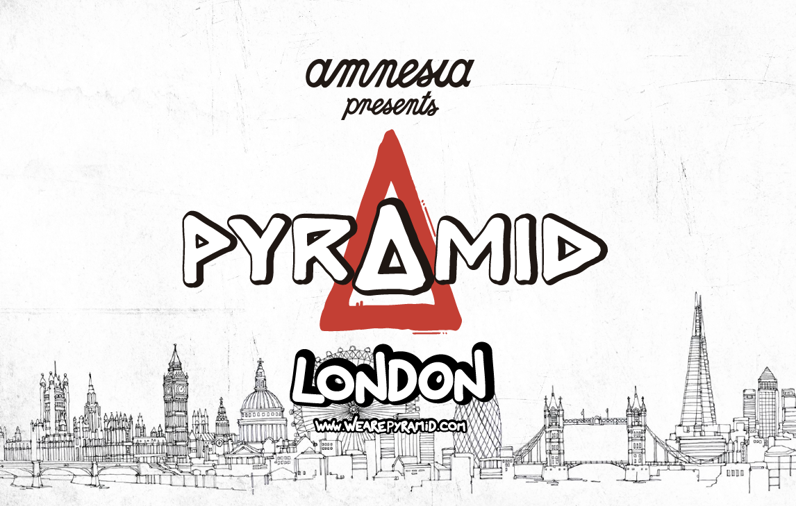 fiesta Amnesia Presents Pyramid