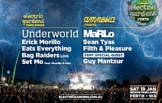 fiesta Amnesia Presents Perth