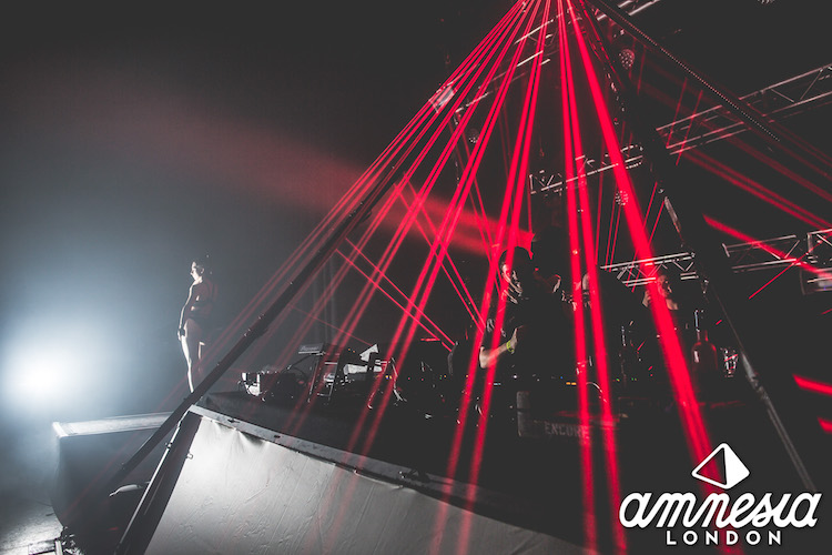 Amnesia Present at Electric Brixton