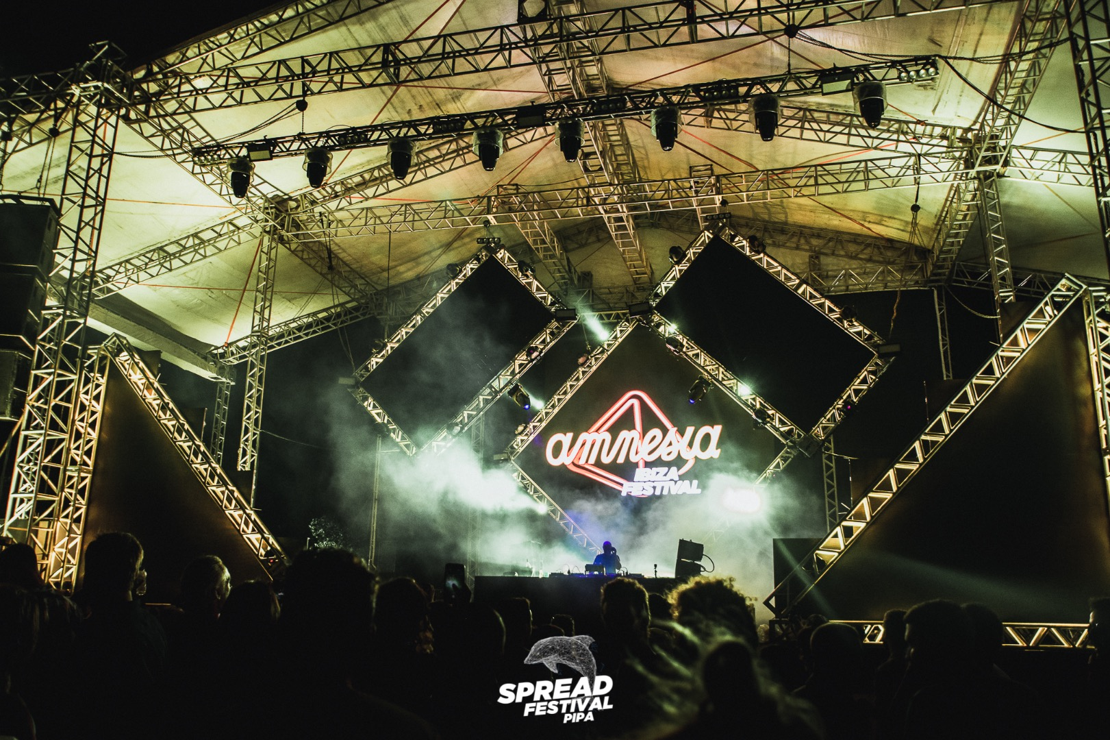 Amnesia goes to Spread Festival