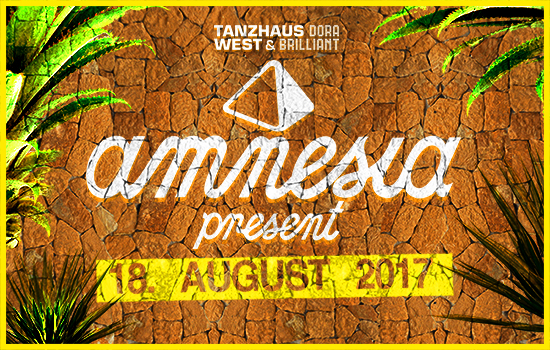 Amnesia Present goes to Tanzhaus West
