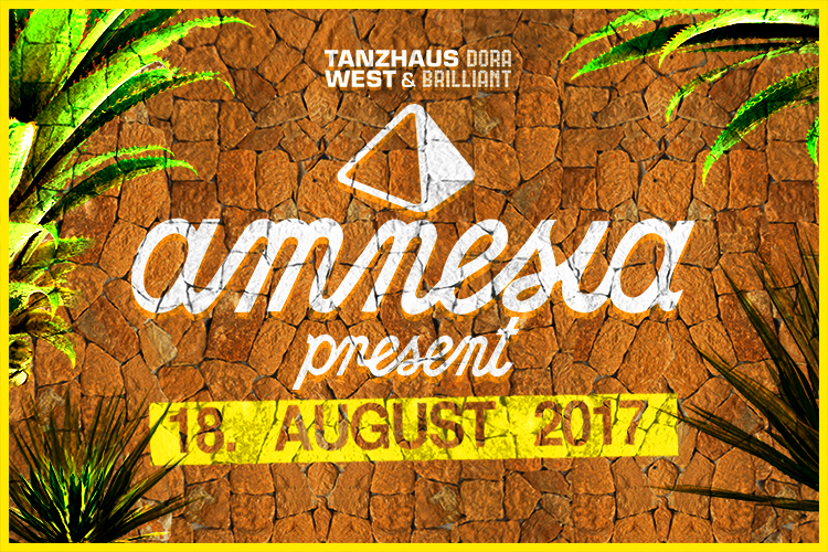 Amnesia Presents goes to Tanzhaus West
