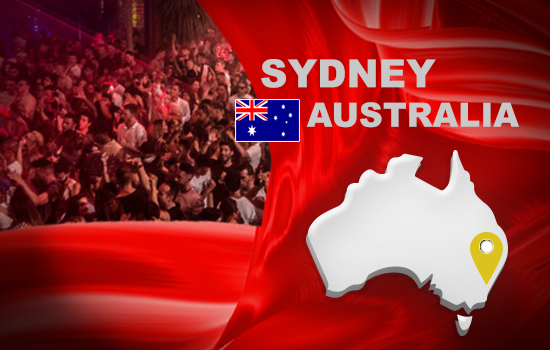 fiesta Amnesia Presents Sydney