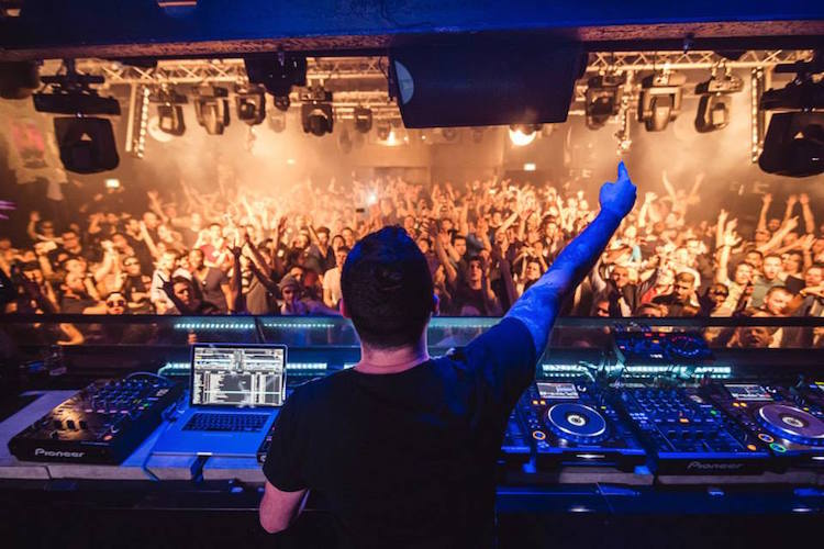 People from Ibiza at Ministry of Sound